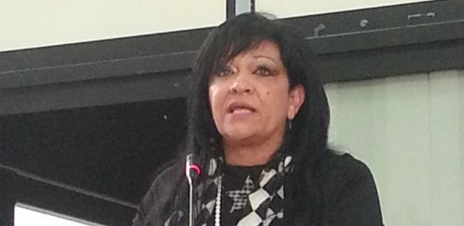Ornella Cuzzupi, segretaria Ugl Calabria