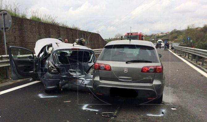 L'incidente sulla strada statale 280