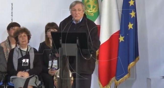Mattarella a Locri: ha incontrato i familiari vittime innocenti di Mafia