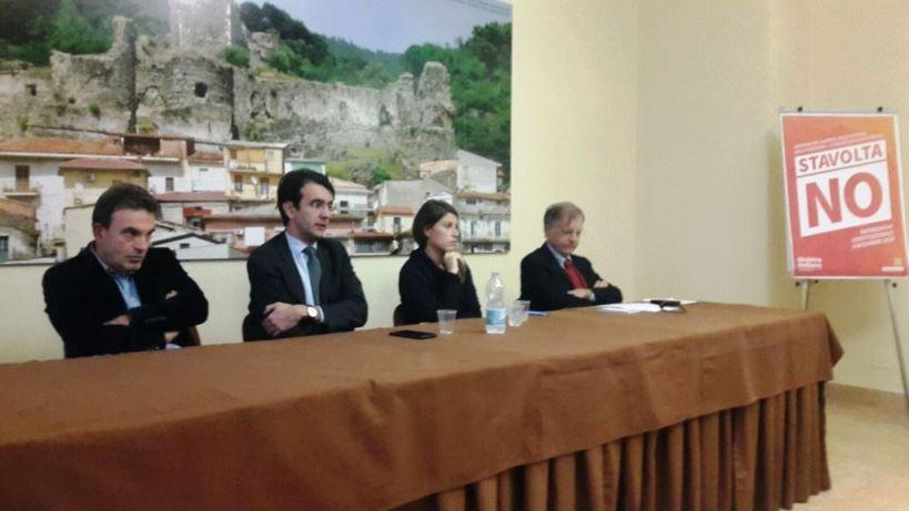 Il tavolo di Sinistra Italiana a Lamezia