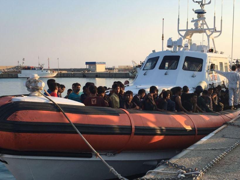 Fermati a Catania sei presunti scafisti: nomi e foto