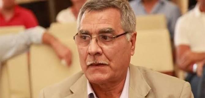 Il sindaco di Corigliano, Giuseppe Geraci