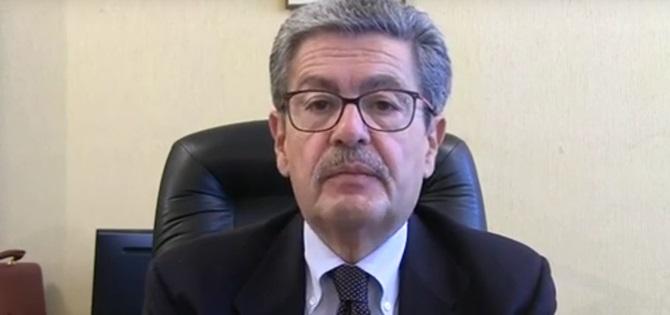 Il procuratore Mario Spagnuolo