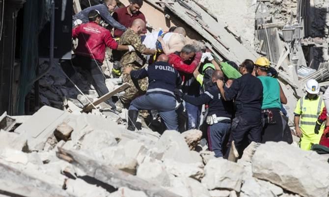Terremoto, solidarietà scatta anche tra gli stessi migranti