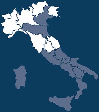 Mappa degli Impianti